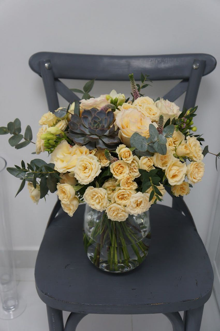 Arrangement in the Vase