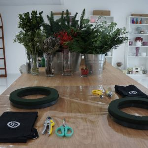 Advent Wreath Christmas Workshop