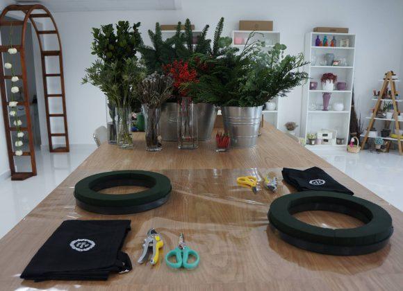 Advent Wreath Christmas Workshop