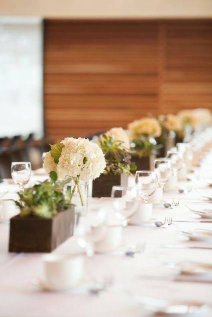 Long Table Centerpiece Arrangements