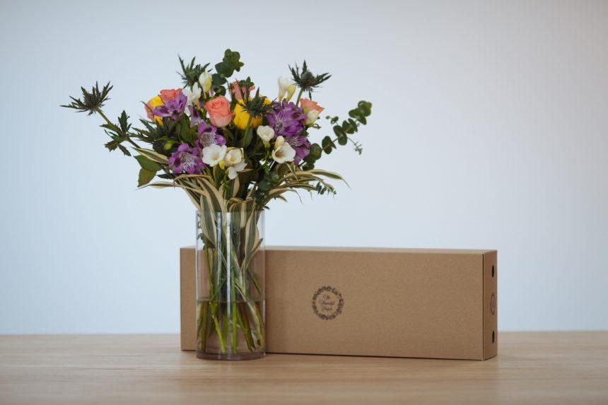FlowerfulBox- Unpacking Experience