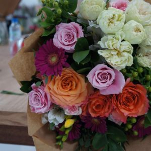 Seasonal Hand-Tied Bouquet Workshop