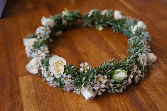 The Flowerful Project- Floral Crown