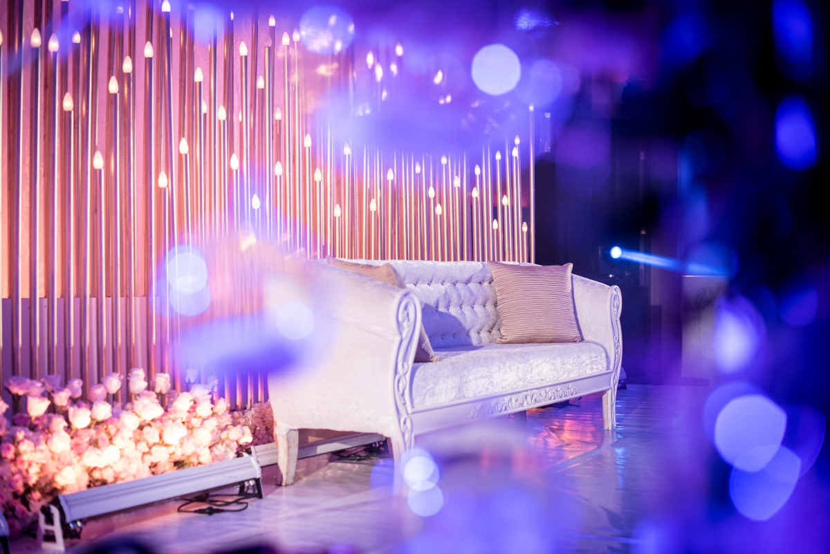 romantic view of the stage